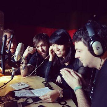 Passogigante @ Controradio!