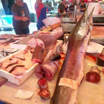 カターニャの魅力は巨大な市場。シチリア旅行記3日目。