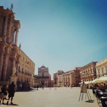 シチリア随一ロマンチックな街シラクーザ!シチリア旅行記4日目。