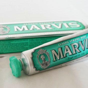 イタリアのおしゃれな歯磨き粉MARVIS(マーヴィス)アミーカマコ