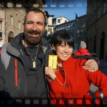 アメリカの有名ドラマがフィレンツェでロケ!Drama Americano a Firenze