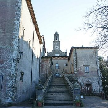 イタリアの美しいサンクチュアリ Santuario di Montesenario