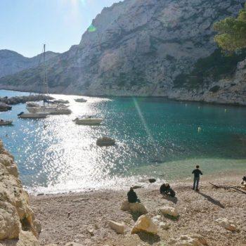南フランスの旅(3)ル・コルビュジエと絶景の海とちょっと贅沢フランス料理