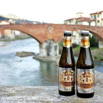 イタリア人に人気!パッケージも優雅なイタリアビール