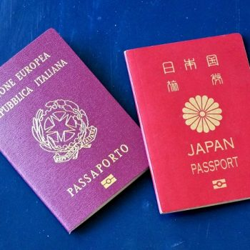日本人でよかった、と思えること。パスポート差別について。