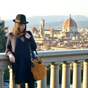 Firenzeの本革バッグブランドをご紹介♪