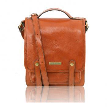 天然植物タンニンでなめしたイタリア革のバッグをご紹介