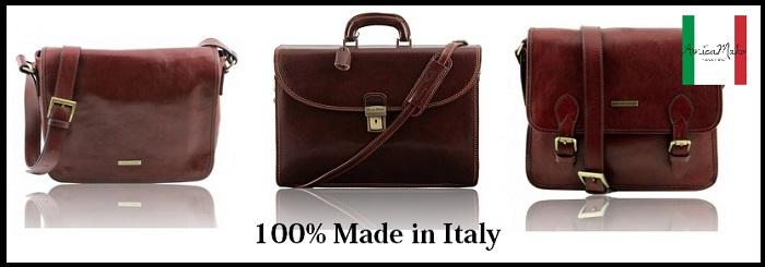 イタリア製メンズバッグ1
