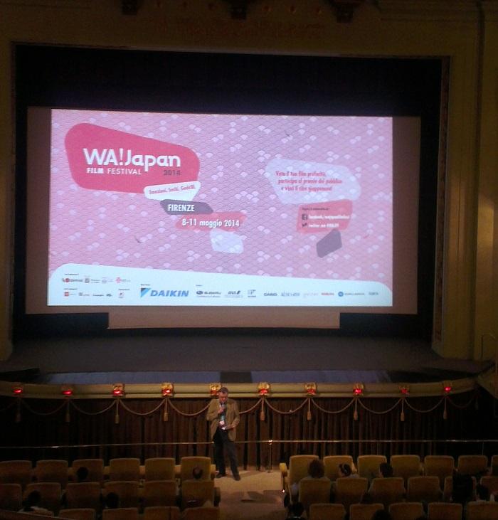 フィレンツェで日本映画上映会
