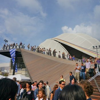 ミラノ万博ドイツ館は優等生過ぎ?他館を見てわかる日本館の良かった点。