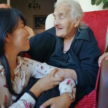 「サルデーニャ島で出会った元気な100歳たち」特集!本日発売【週刊新潮】