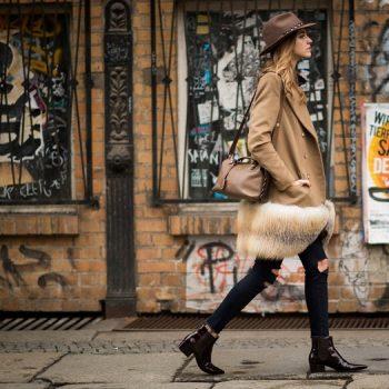 イタリア人ファッションブロガーに学ぶバッグ・コーディネート(女性&秋冬篇)