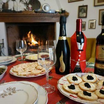 イタリア人はクリスマスに何を食べる?
