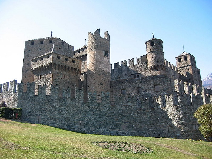 Castello_Fénis