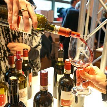 キャンティワイン115社の新作発表会、美味しかったワインはこれ!