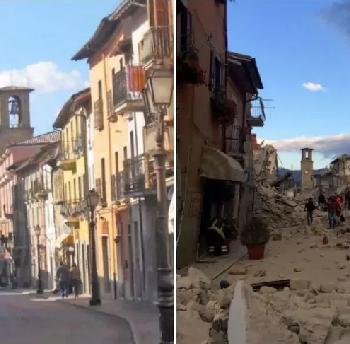 イタリア中部地震に見る、日本とイタリアの違い
