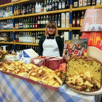 【クリスマスムード溢れる試飲&試食会】「イタリア発、美食通信」コラム連載第5回1