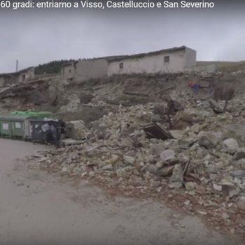 イタリア中部地震の被害を伝えるビデオと伊東市での地震支援活動