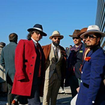ピッティ・ウオモ2017年1月イタリアのメンズファッション写真(前篇)23
