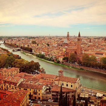 ヴェローナの風景