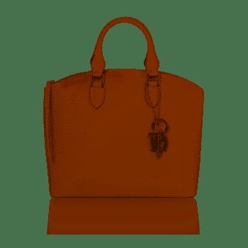 イタリア製サフィアーノレザーのトートバッグ