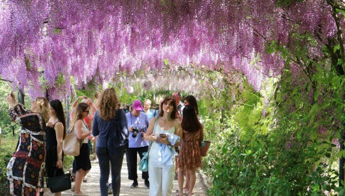 花盛りのフィレンツェ、花が美しいおすすめの3庭園