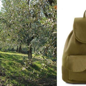 """イタリアらしい新色""""オリーブグリーン""""のバッグ"""