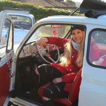 イタリア人を笑顔にする車、チンクエチェント・ヴィンテージ/Fiat magazine_1