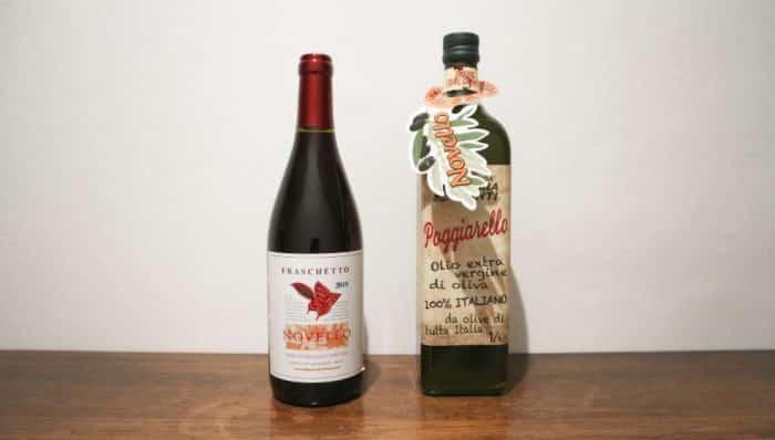 今夜ラジオでイタリアの新ワイン&新オリーブオイルについて話します