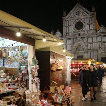 フィレンツェのクリスマスマーケット巡りはいかが? / SHOP ITALIA コラム