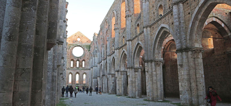 サン・ガルガーノ修道院