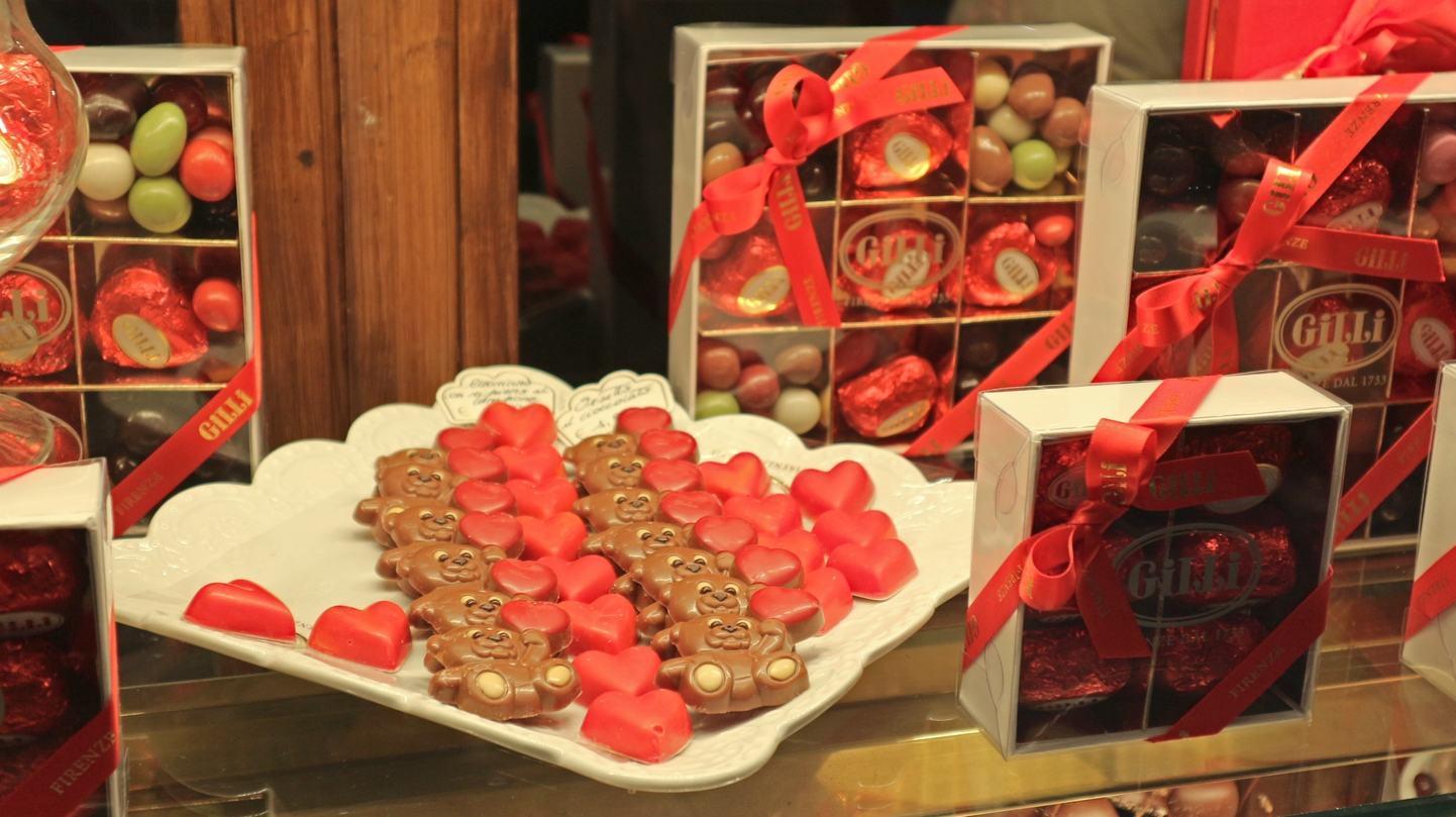 イタリアのバレンタインイメージ写真1