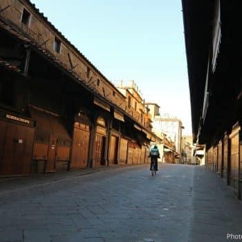 誰もいなくなったフィレンツェの街からコロナウィルス影響下で外出禁止中の現状をリポート3