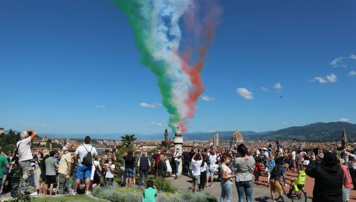 日常が戻りつつあるフィレンツェから、今年の夏事情をリポート