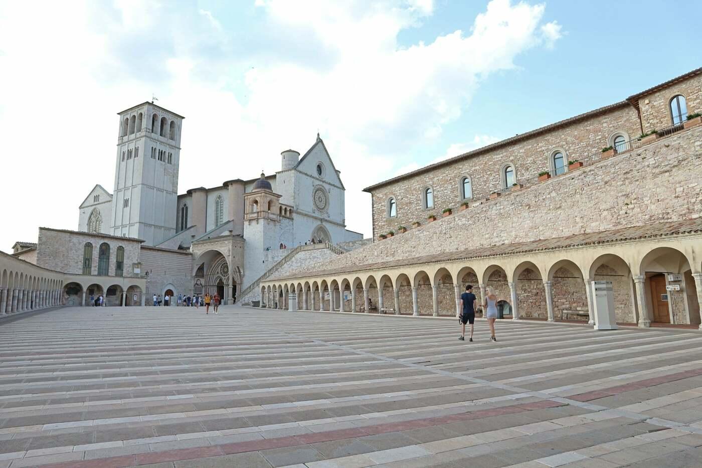 アッシジの聖フランチェスコ聖堂