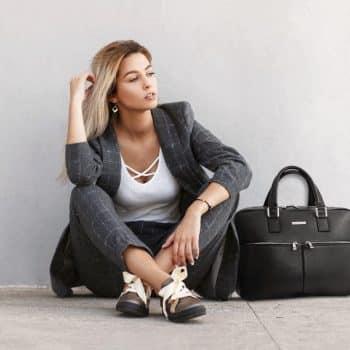【2020秋冬コレクション新作】イタリア製ビジネスバッグのご紹介