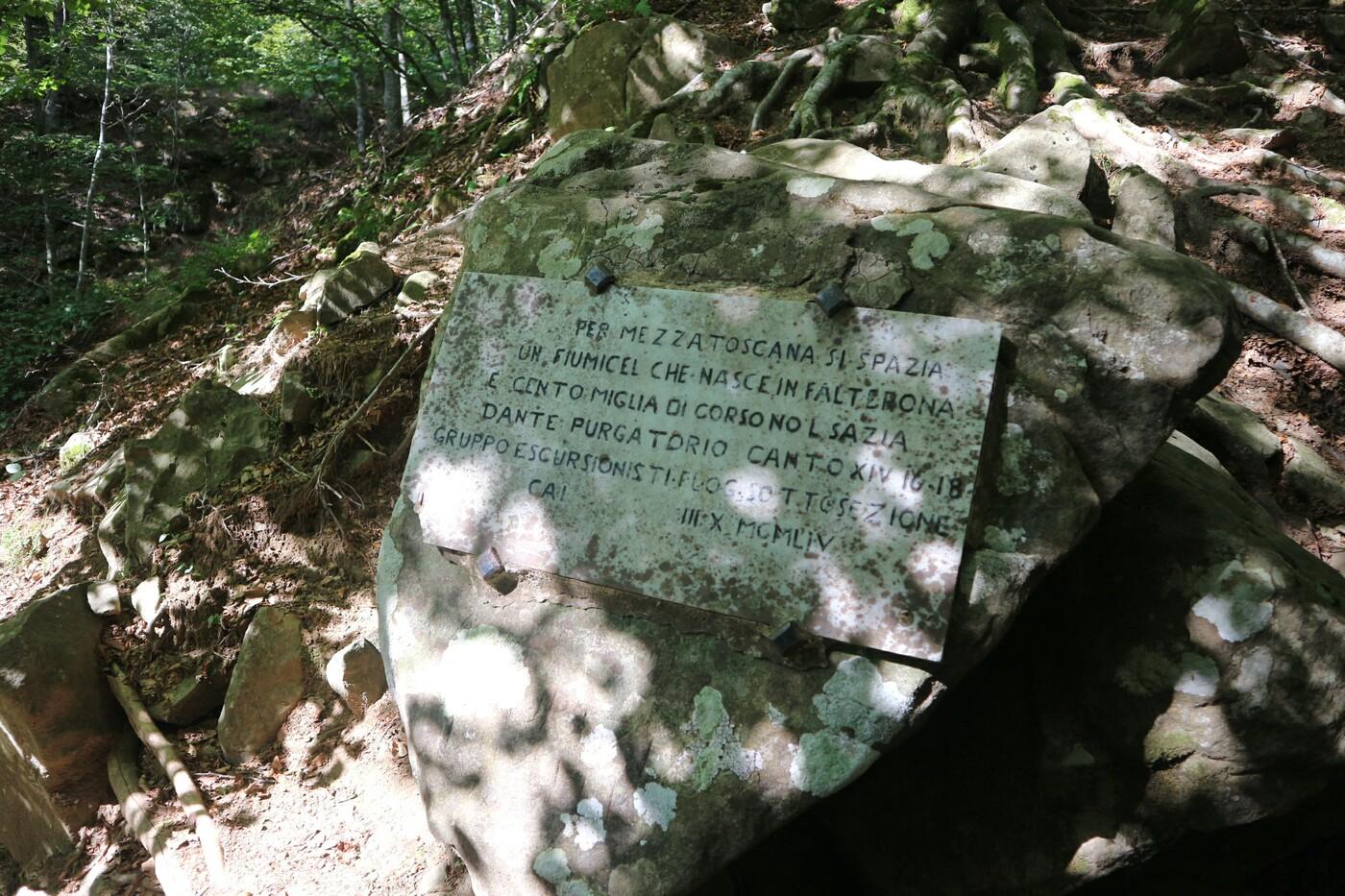 10アルノ川の源流_capo d'arno