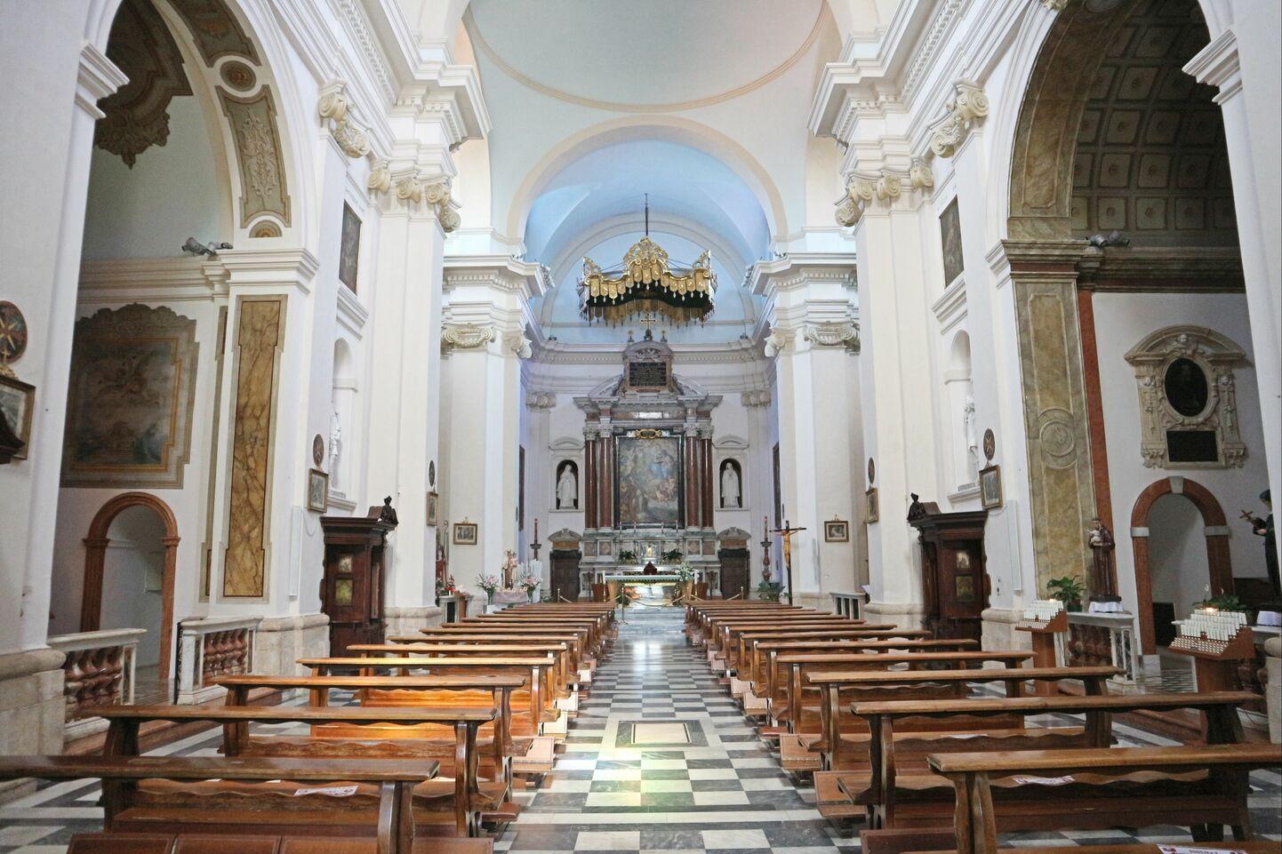 バレンタイン発祥のテルニとバレンタイン教会