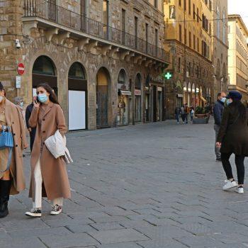 コロナ禍から一年のフィレンツェ