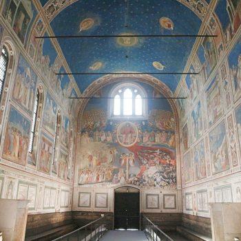 二度目のイタリア、次に行くならこんな街Vol.6|「2021年ユネスコ世界遺産に登録!パドヴァのスクロヴェーニ礼拝堂」