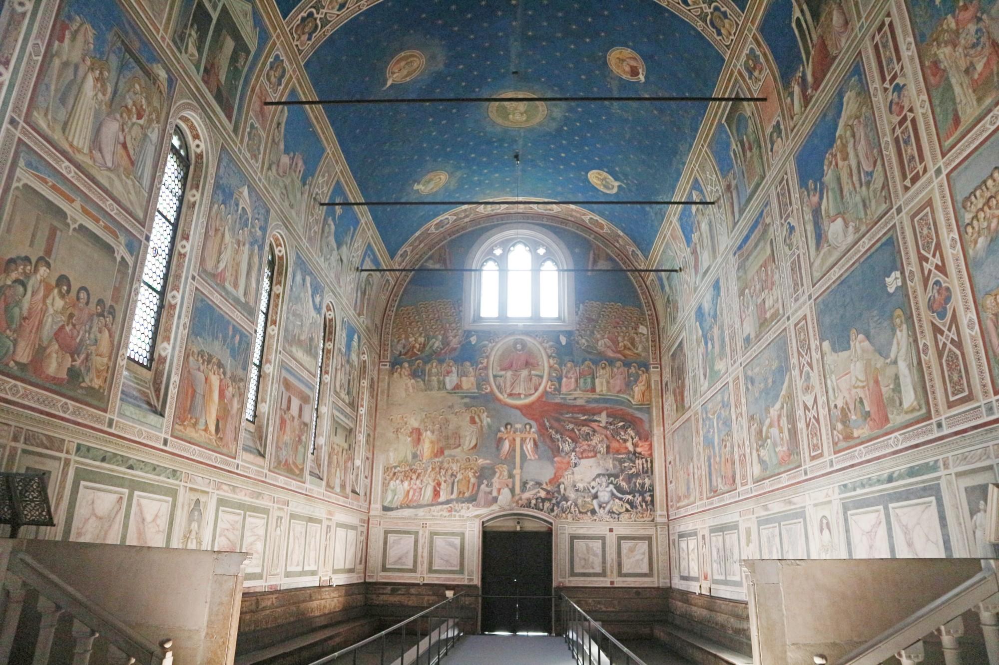 スクロヴェーニ礼拝堂_2021年新たに世界遺産に
